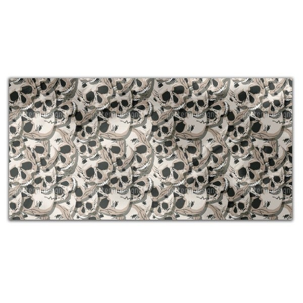 The Skulls Of Kutna Hora Rectangle Tablecloth