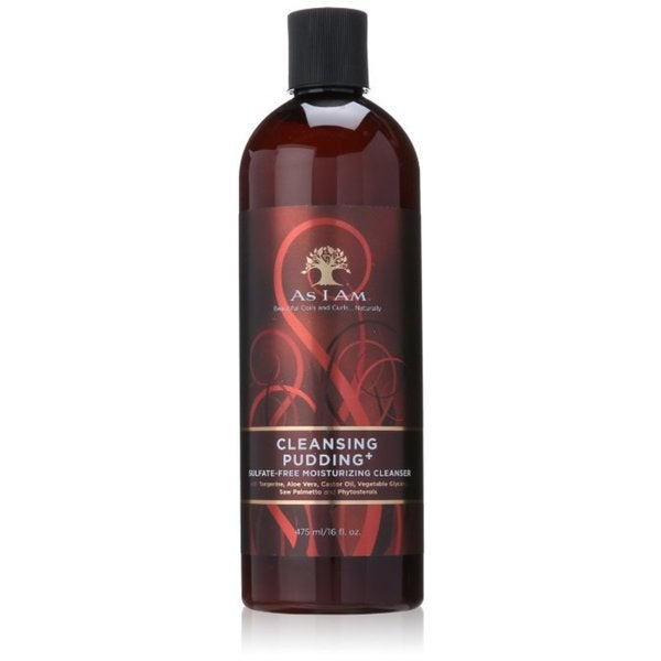 As I Am Cleansing Pudding 16-ounce Sulfate-free Moisturizing Cleanser
