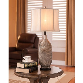 K&B Furniture Set of 2 Table Lamps