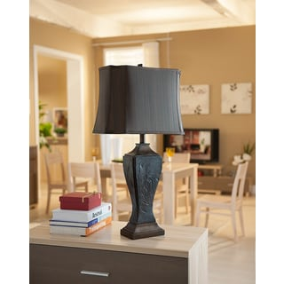 K&B Furniture Co Traditional Table Lamps (Set of 2)