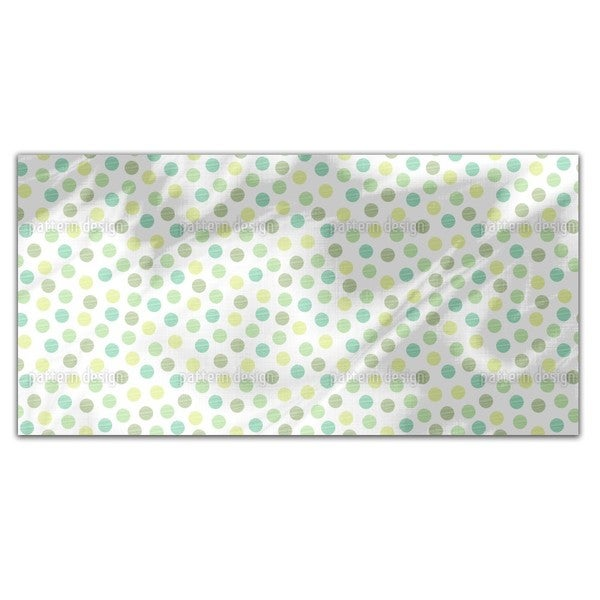 Soap Bubbles Rectangle Tablecloth