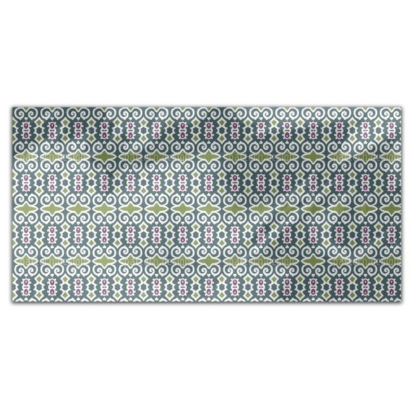 Shy Beauty Rectangle Tablecloth