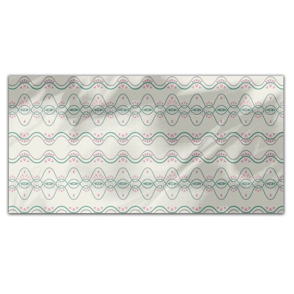Folkloria Cream Rectangle Tablecloth