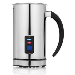 Premier Electric Milk Frother Stainless Steel Heater and Cappuccino Maker