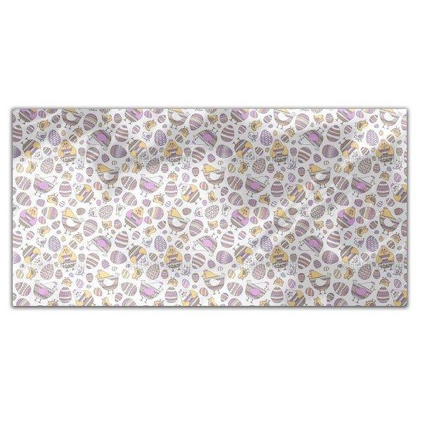 Easter Hens Rectangle Tablecloth