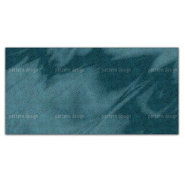 Digital Universe Rectangle Tablecloth