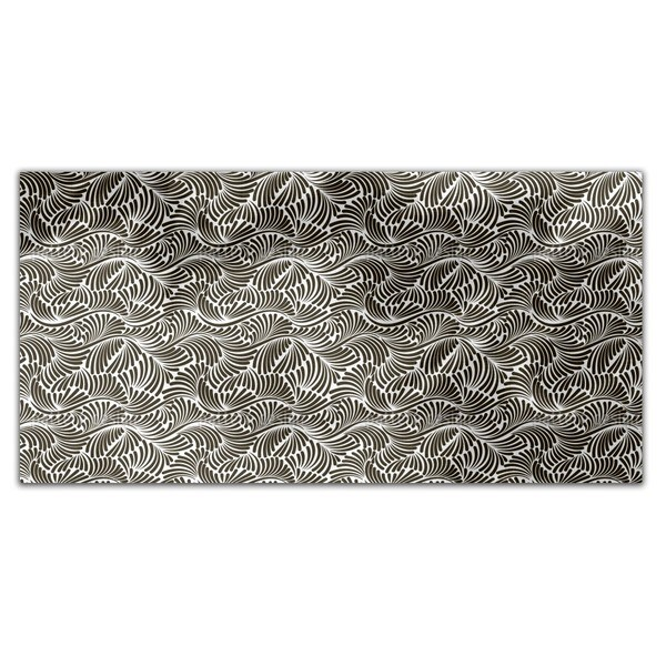 Curlicues on the High Seas Rectangle Tablecloth