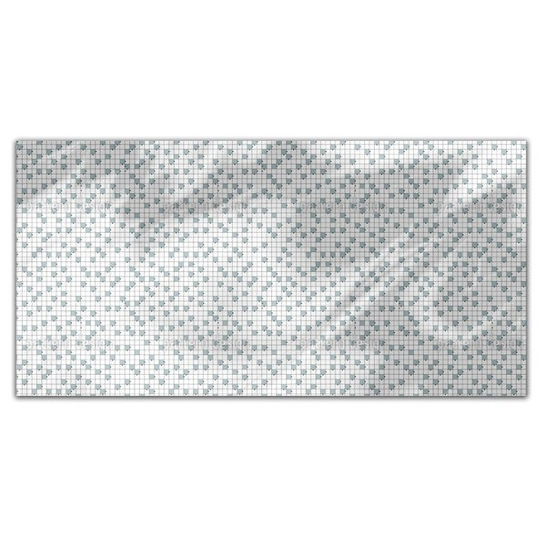 Crossword Rectangle Tablecloth
