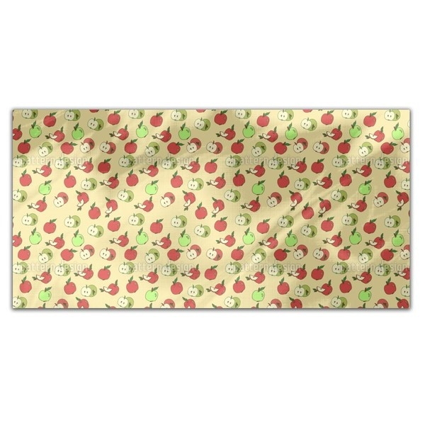 Choose An Apple Rectangle Tablecloth