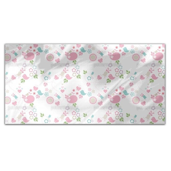 Children Of Nature Rectangle Tablecloth