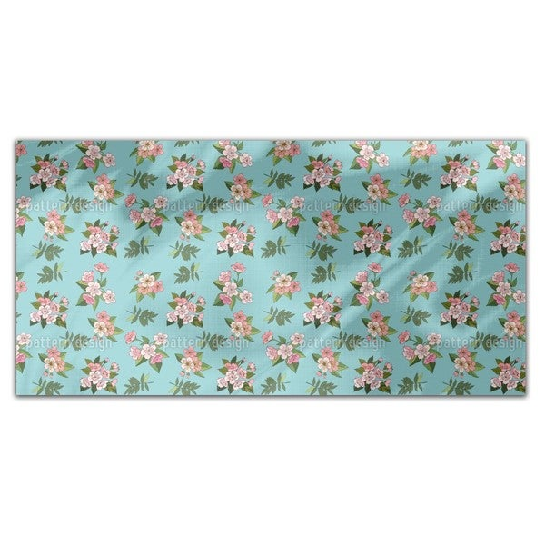 Cherry Blossoms Rectangle Tablecloth