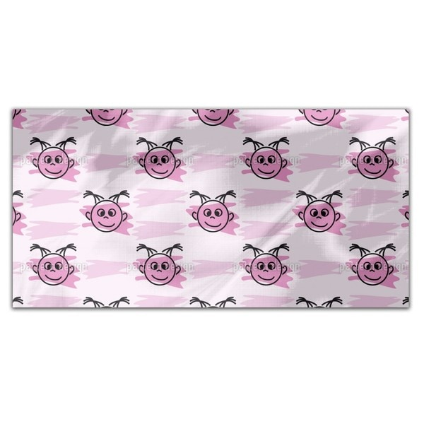 Cheeky Suzi Rectangle Tablecloth