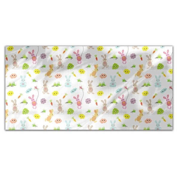 Bunny Friends Rectangle Tablecloth