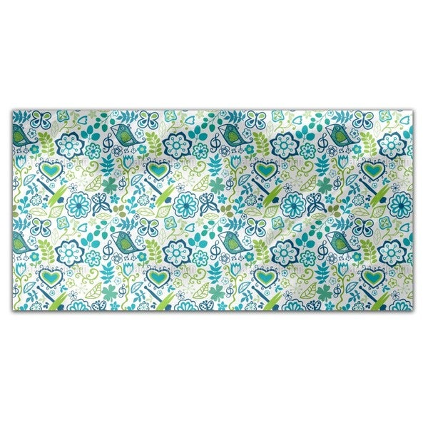 Awakening In Spring Gardens Rectangle Tablecloth