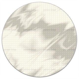 Quatrefoil Round Tablecloth