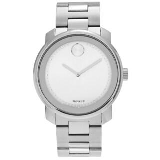 Movado Men's Stainless Steel 'Bold' 3600257 Bracelet Watch