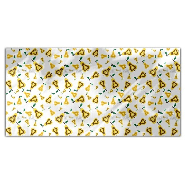 Pear Conspiracy Rectangle Tablecloth