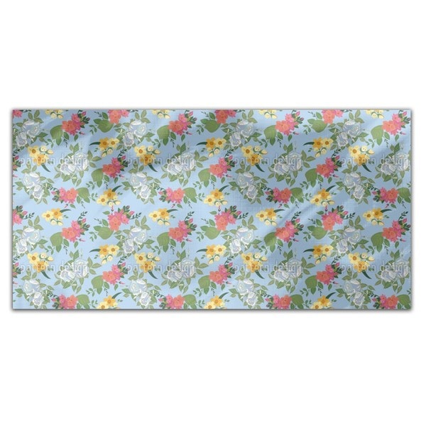 Mixed Bouquet Rectangle Tablecloth