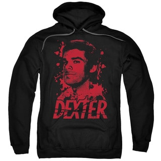 Dexter/Born in Blood Adult Pull-Over Hoodie in Black