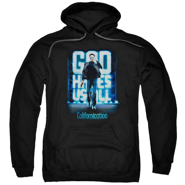 Californication/Hit The Lights Adult Pull-Over Hoodie in Black