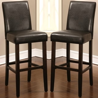 Tremblant Casual Parson Style Bar Stools (Set of 2)