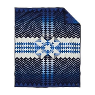 Pendleton Stella Maris Wool Throw Blanket