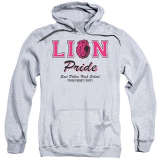 Friday Night Lights/Lions Pride Adult Pull-Over Hoodie in Athletic Heather