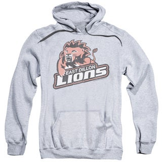 Friday Night Lts/East Dillion Lions Adult Pull-Over Hoodie in Athletic Heather