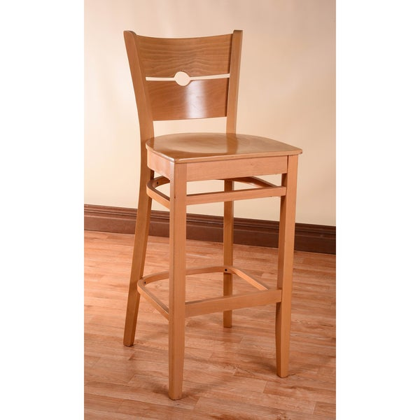 Lolly Wood Barstool