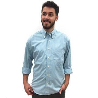 Bills Khakis Men's Standard Issue Plaid Long-sleeve Button-down Shirt