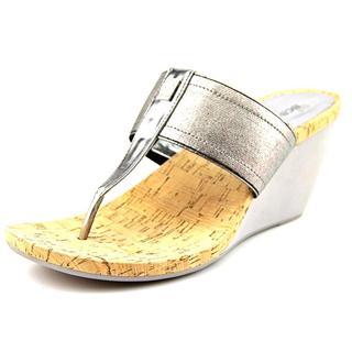 BCBGeneration Women's 'Marinaa' Basic Textile Sandals