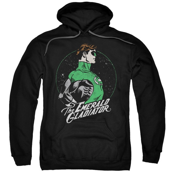 DC/Star Gazer Adult Pull-Over Hoodie in Black