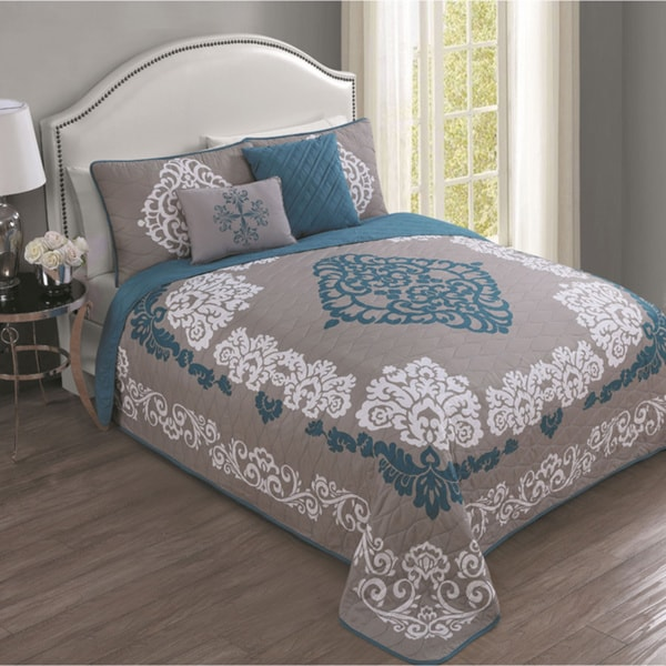 Avondale Manor Sorrento 5-piece Quilt Set