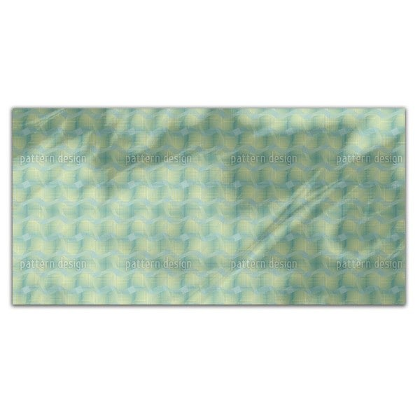 Fresh Microwaves Rectangle Tablecloth