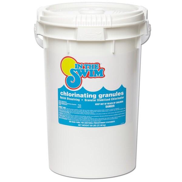 In The Swim Granular Swimming Pool Chlorine