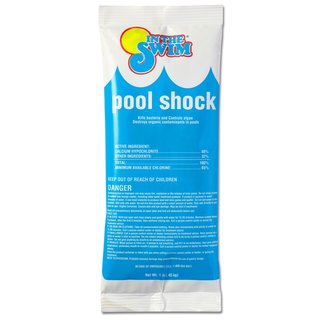 In The Swim 1-pound Chlorine Pool Shock
