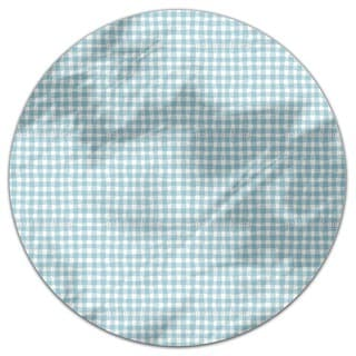 Baby Blanket Boy Round Tablecloth