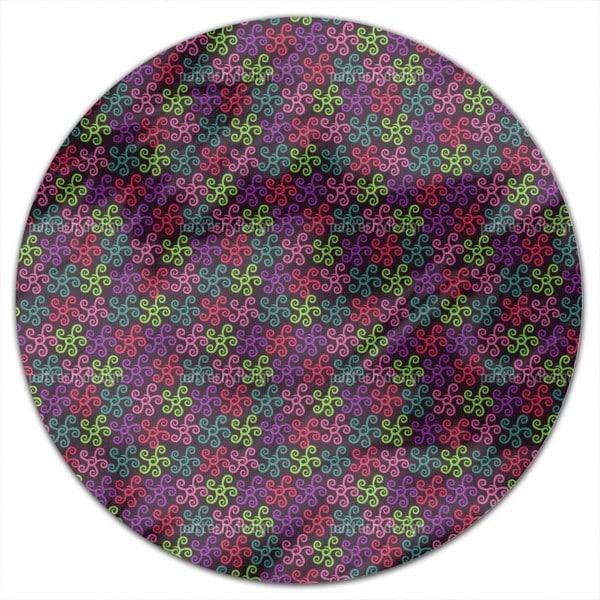 Starfish Samba Round Tablecloth 18727392