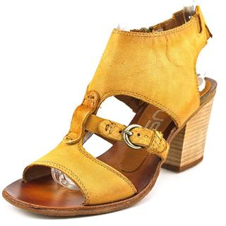 Mjus Women's 'Mel' Leather Sandals