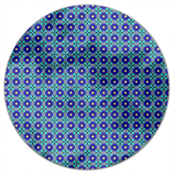 Starry Sky Round Tablecloth