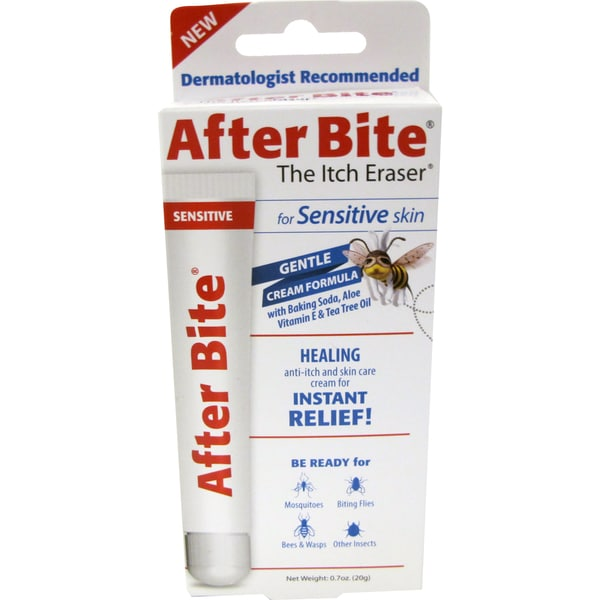 After Bite Sensitive Anti-itch Skincare Cream