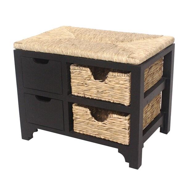 Solid Wood Multi-purpose Cabinet