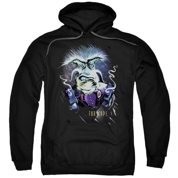 Farscape/Rygel Smoking Guns Adult Pull-Over Hoodie in Black