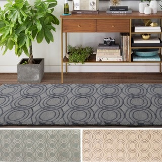 Alexander Wyly : Hand-Tufted Luci Wool/Viscose Rug (2'6 x 8')