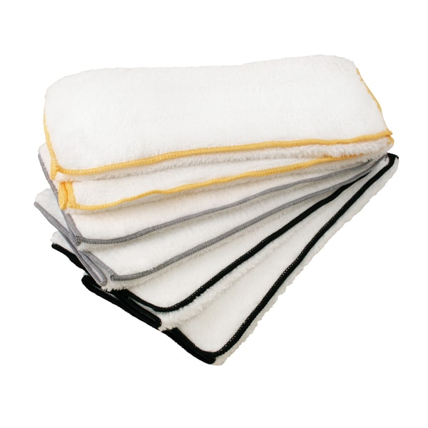 Spa Soft Detailing Towels (Pack of 6)