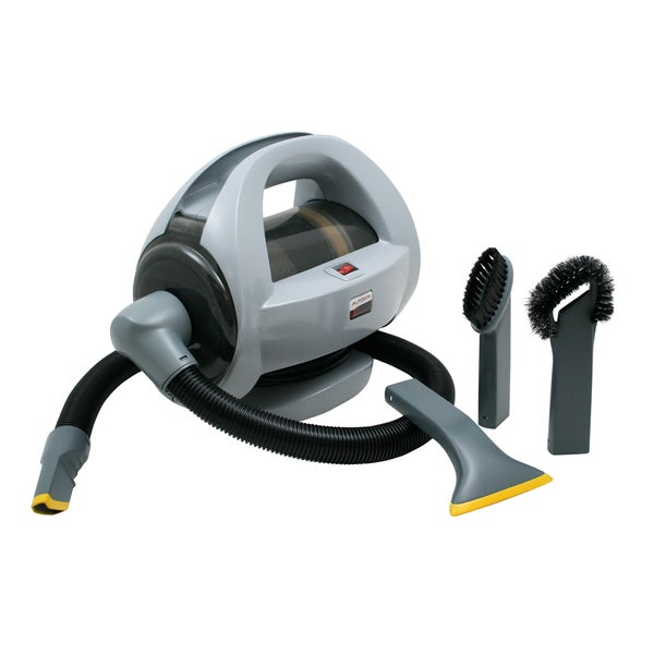 Auto Vac 120-volt Bagless Vacuum With 40-inch Flexible Hose