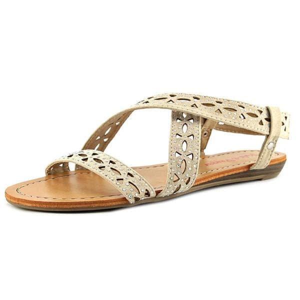 Pink & Pepper Women's Millie Basic Textile Sandals