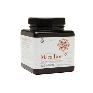 Youtheory 1000mg Maca Root Tablets (Bottle of 120)