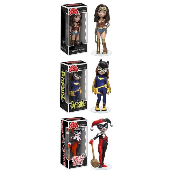 Funko Rock Candy 3.75-inch Collectors Set
