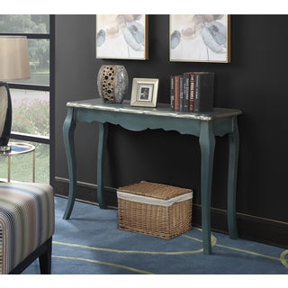 Convenience Concepts French Provence Wilshire Console Table
